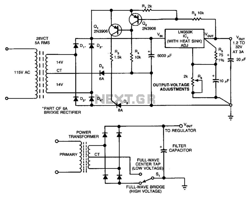 Switching Improves Regulator Efficiency under AC-DC & DC