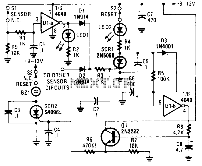 general infrared remote controlled relay