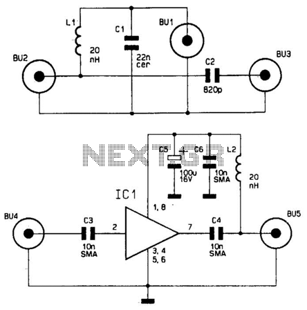 antenna project : Antenna Circuits : RF Circuits :: Next.gr