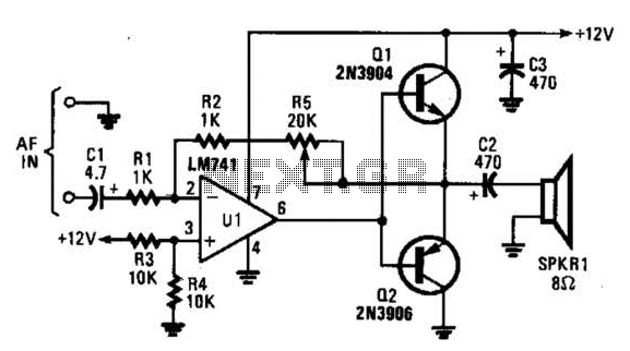 audio amplifier circuit Page 4 : Audio Circuits :: Next.gr
