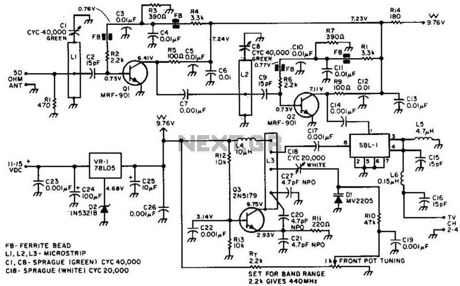 rf converter circuit : Converter Circuits :: Next.gr