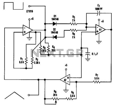 > oscillators > varius circuits > pulse width multiplier