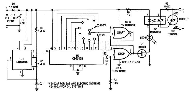 > oscillators > varius circuits > furnace fuel miser