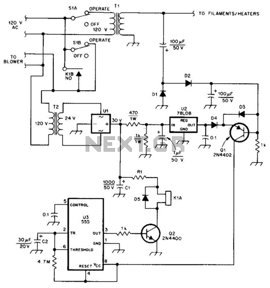> audio > amplifiers > LM4561 LM4562 consisting of 170W