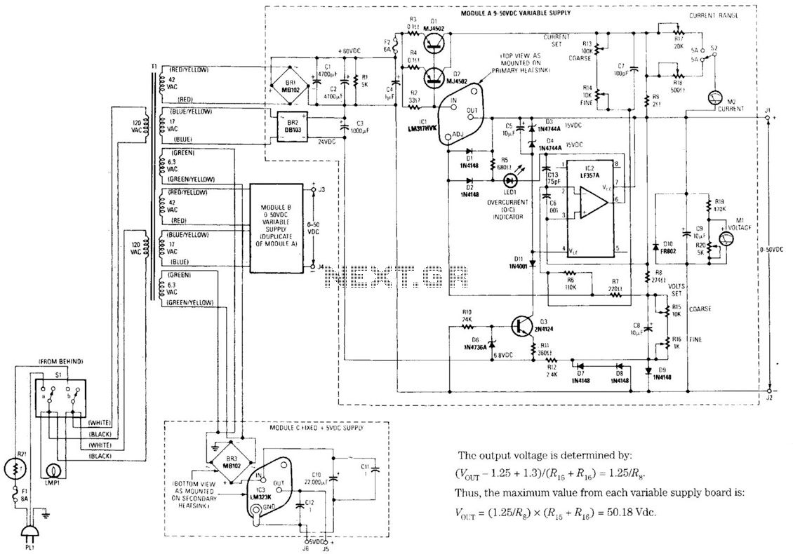 hight resolution of power supply page 4 power supply circuits next gr 120vac to 12vdc power supply schematic furthermore digital clock
