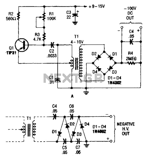 high voltage circuit Page 2 : Power Supply Circuits :: Next.gr