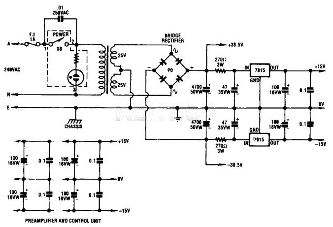 Present The Audio Amplifier Circuit I Like The Supper Amplifier