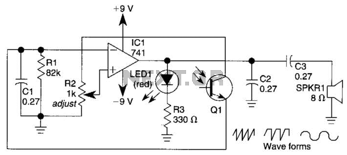 Low Frequency Crystal Controlled Oscillator - Auto