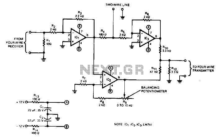audio circuit :: Next.gr