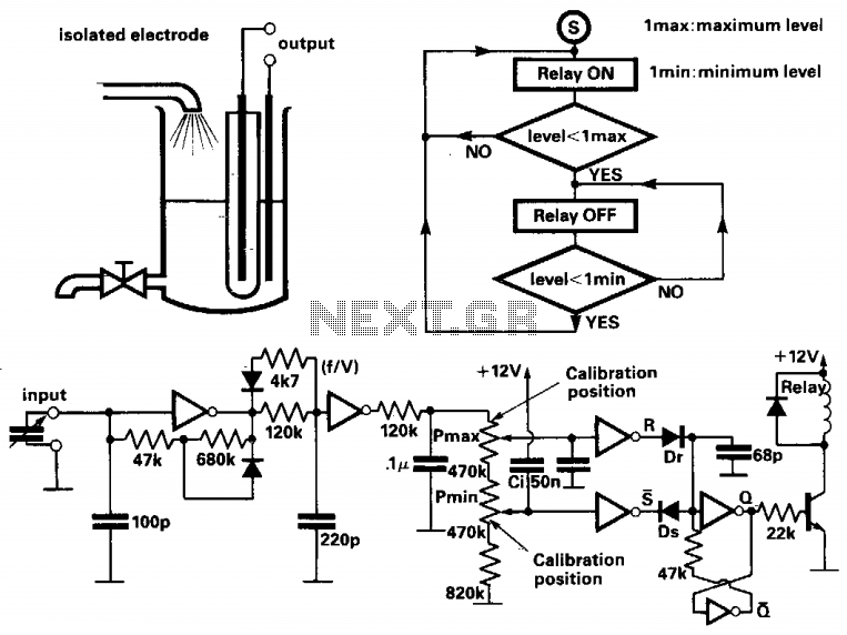 motor control circuit : Automation Circuits :: Next.gr