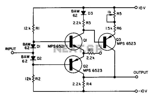 frequency meter circuit : Meter Counter Circuits :: Next.gr