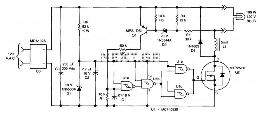 lighting circuit Page 3 : Light Laser LED Circuits :: Next.gr