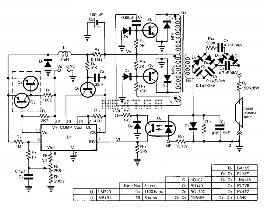 Circuit Diagram Inverter Air Conditioner