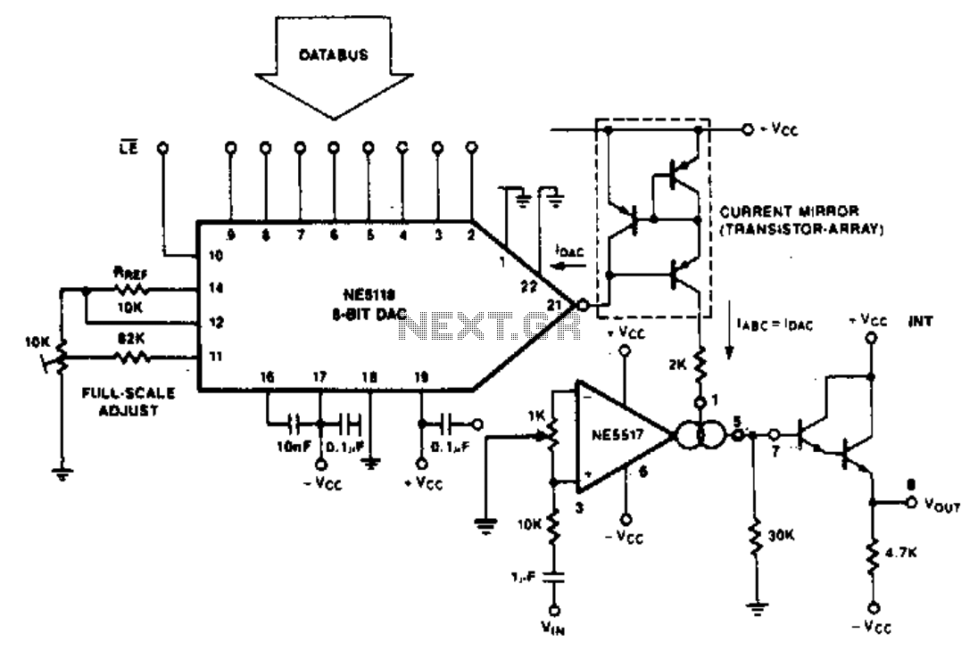 Programable amplifier under Audio Amplifier Circuits