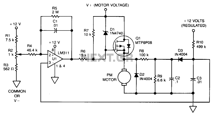 motor control circuit Page 3 : Automation Circuits :: Next.gr