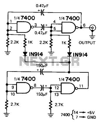 > sens detectors > metal detector circuits > 555 double