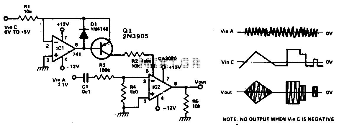 audio amplifier circuit : Audio Circuits :: Next.gr