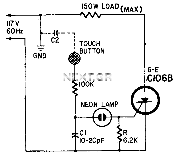 relay circuit : Automation Circuits :: Next.gr