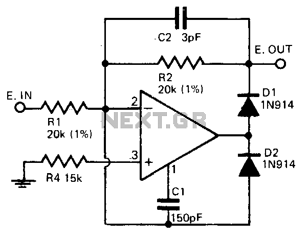 Fast half-wave rectifier