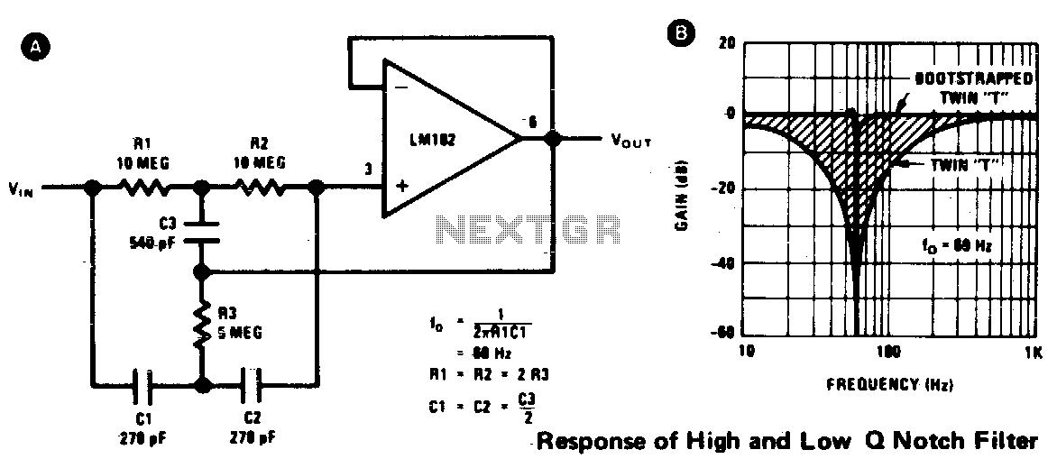 audio filter circuit : Audio Circuits :: Next.gr