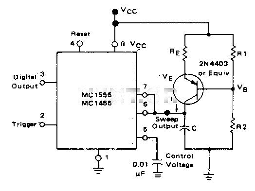 monostable oscillator circuit : Oscillator Circuits :: Next.gr