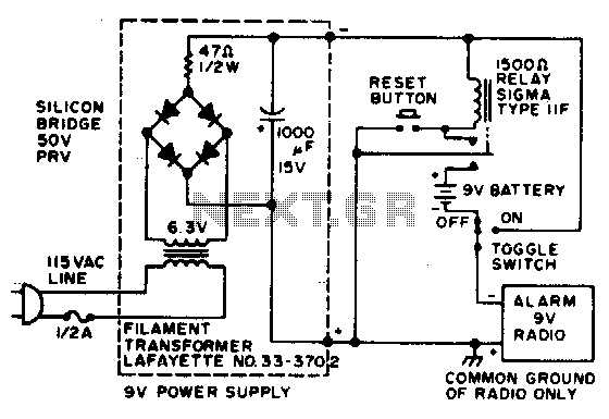 safety circuit : Security Circuits :: Next.gr