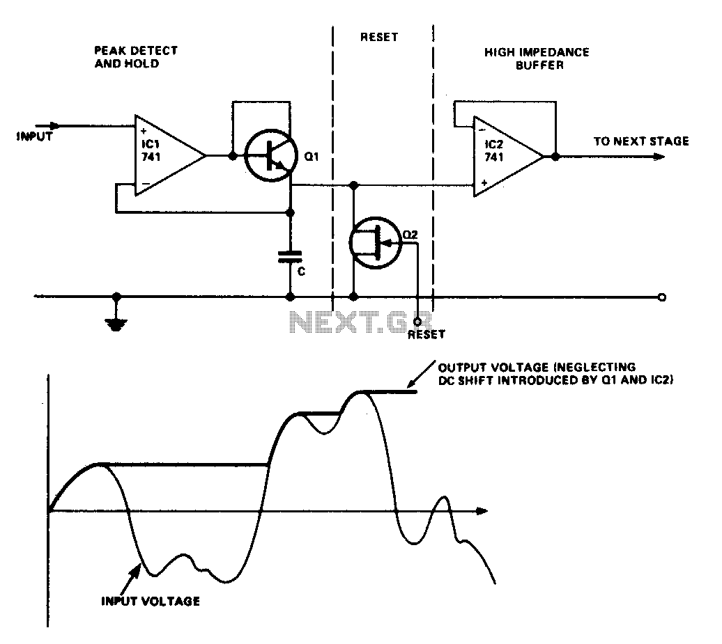 peak hold circuit