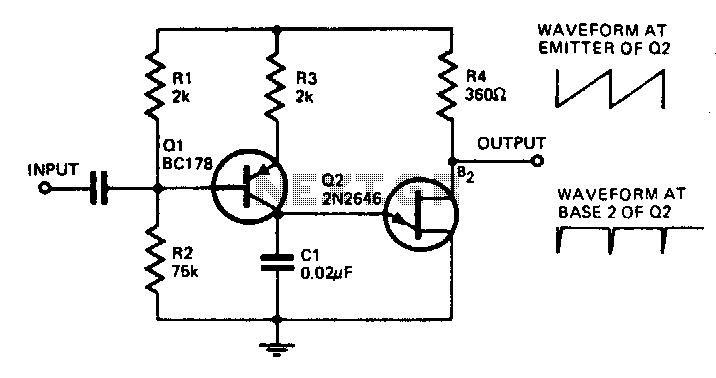 Simple voltage controlled oscillator under Volt Controlled