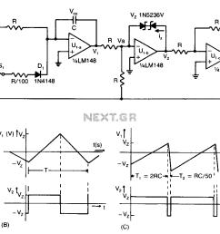 adjustable function generator schematic [ 1104 x 915 Pixel ]