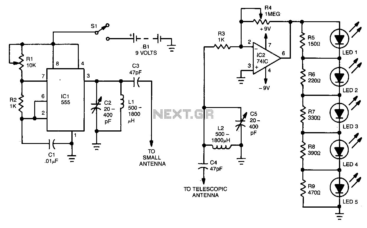 hight resolution of automobile locater schematic