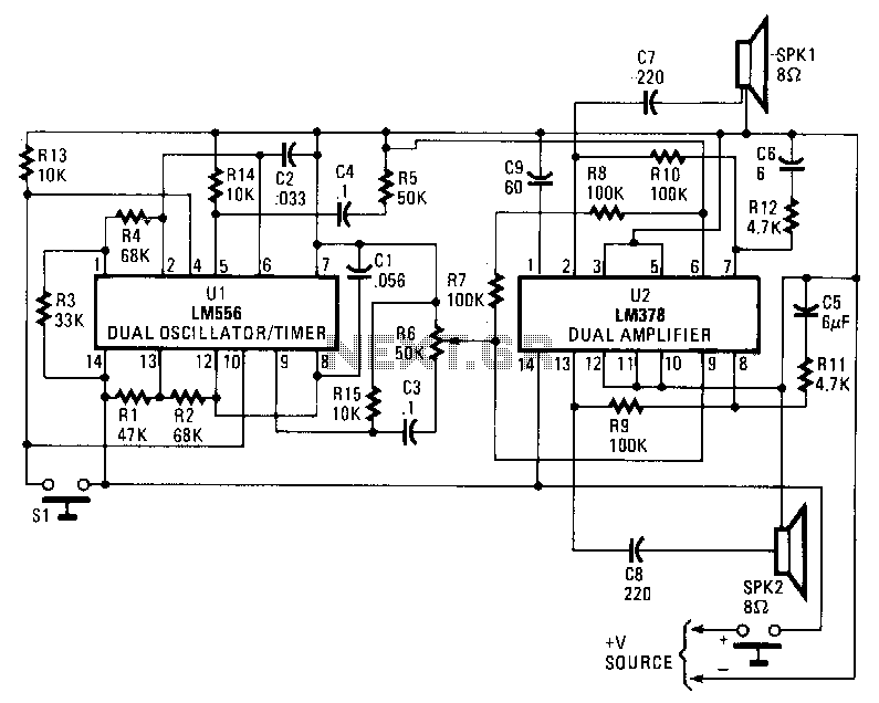 For Car Audio Another Electronics Circuit Schematics