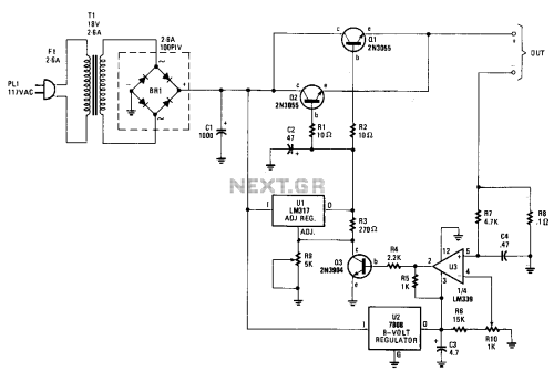 small resolution of universal battery charger