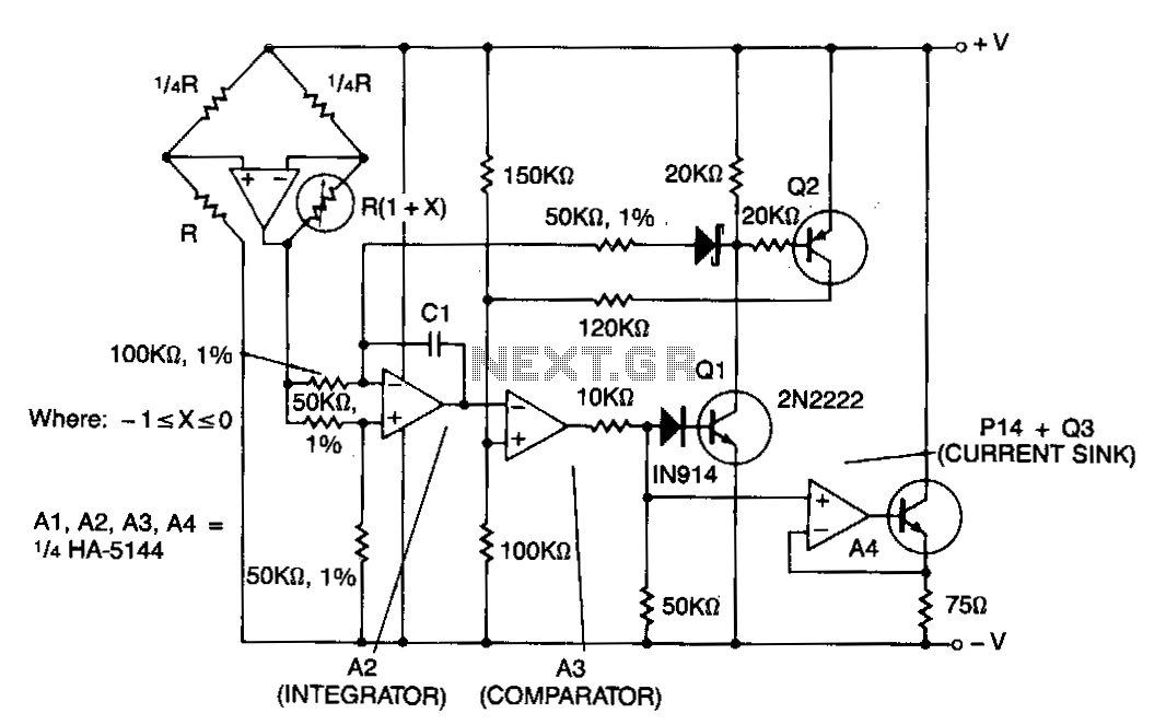 Remote-sensor-loop-transmitter under Audio Amplifier