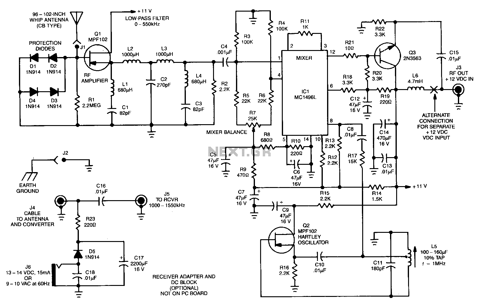 Vlf Radio Schematic