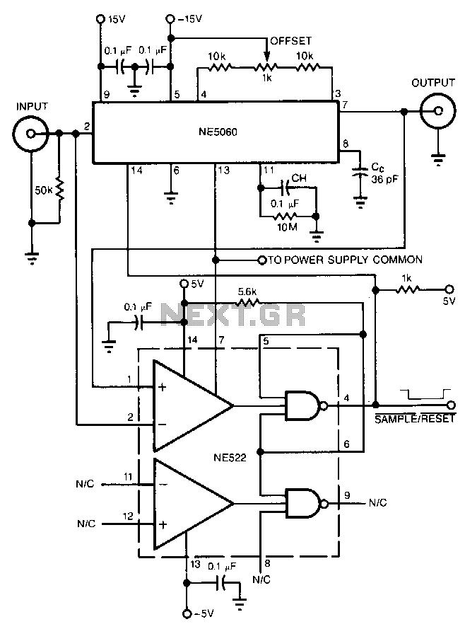 Fast Peak Detector