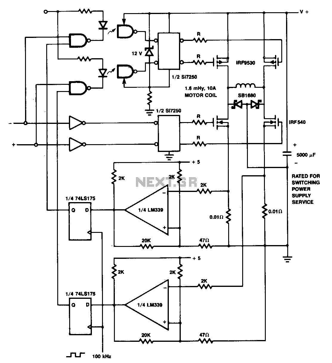 Power Supply Page 2 Power Supply Circuits Next