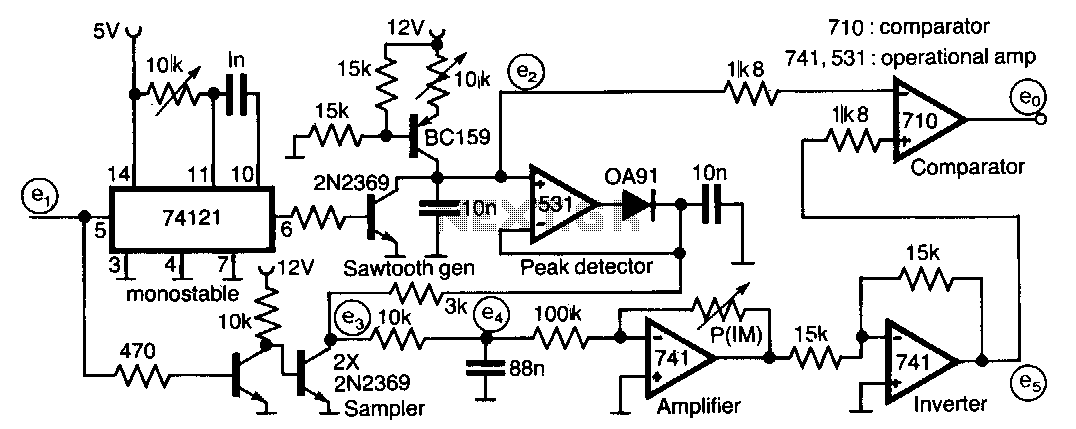 Circuit Notes This Circuit Is A Modified Hartley Oscillator With