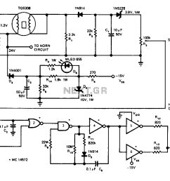 gas and smoke detector circuit diagram tradeoficcom wiring diagram bfo metal detectors circuit diagram nonstopfree electronic circuits [ 1245 x 858 Pixel ]