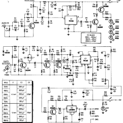 Fm Wireless Microphone Circuit Diagram 2007 Hyundai Accent Radio Wiring Bluetooth Audio Transmitter