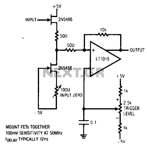 50 Amp Power Supply Schematic 100 Amp Power Supply