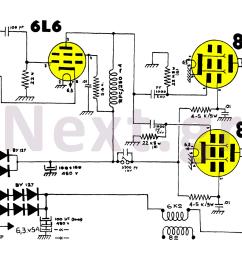 100w am valve transmitter circuit [ 1480 x 910 Pixel ]