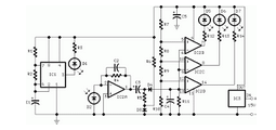 Light Dimmer Circuit Using Triac Triac Circuit AC Touch