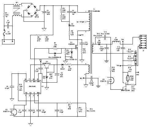 led circuit Page 18 : Light Laser LED Circuits :: Next.gr