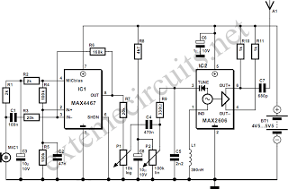 microphone circuit Page 6 : Audio Circuits :: Next.gr