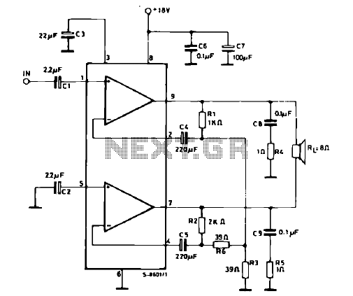 audio stereo circuit Page 4 : Audio Circuits :: Next.gr