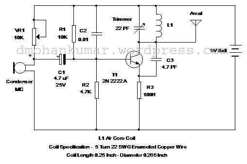fm transmitter circuit Page 3 : RF Circuits :: Next.gr