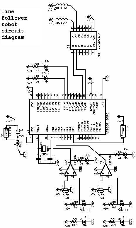 robotic circuit : Automation Circuits :: Next.gr