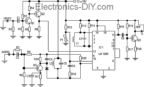 tv video circuit Page 2 : Video Circuits :: Next.gr