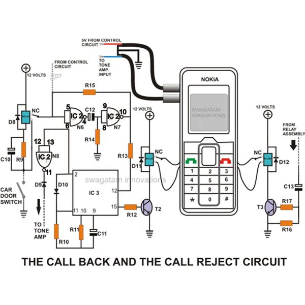 car alarm circuit Page 2 : Automotive Circuits :: Next.gr