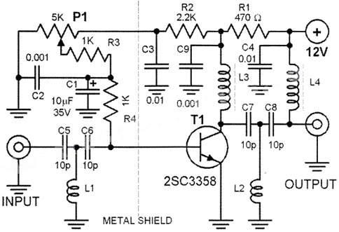 uhf circuit : RF Circuits :: Next.gr